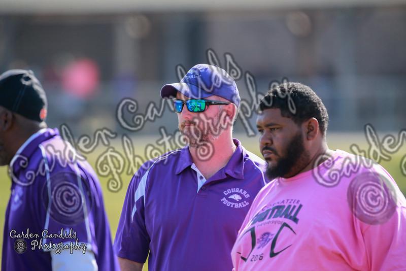 DCYFA Playoffs - Cornatzer Varsity vs Cooleemee 10-15-16