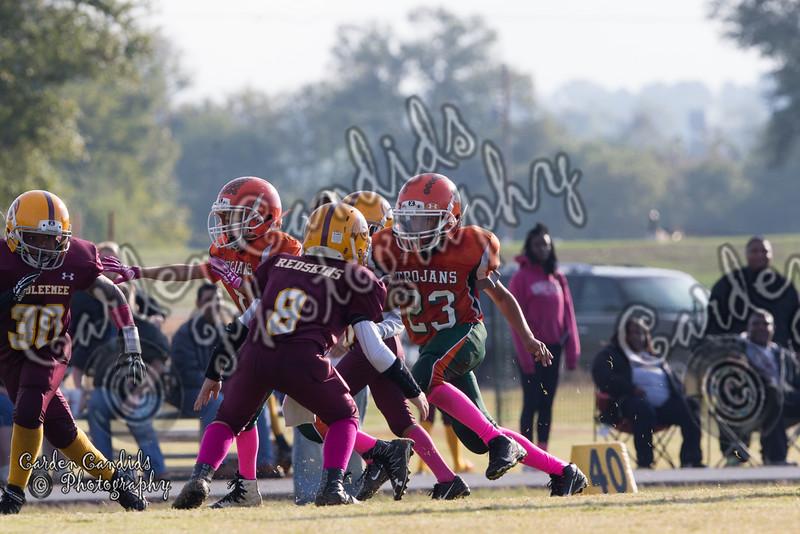 DCYFA Playoffs - Pinebook JV vs Cooleemee