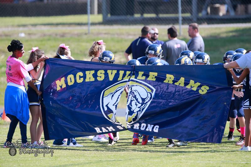 DCYFA Playoffs - WRD Varsity vs Mocksville 10-15-16