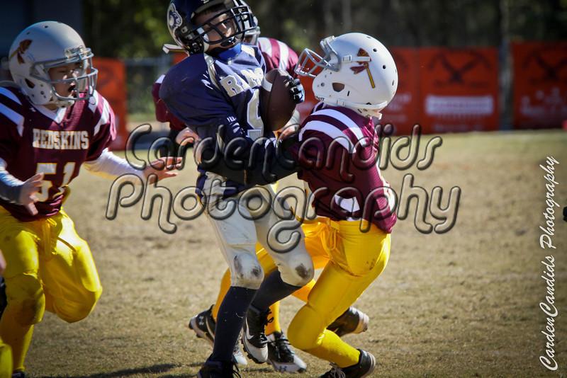 Mocksville-Cooleemee JV 11-5-11 Playoffs-2