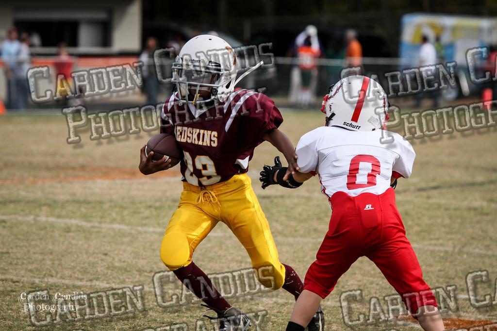 Bulldogs JV vs Redskins JV - 10-27-2012 - Championship-038