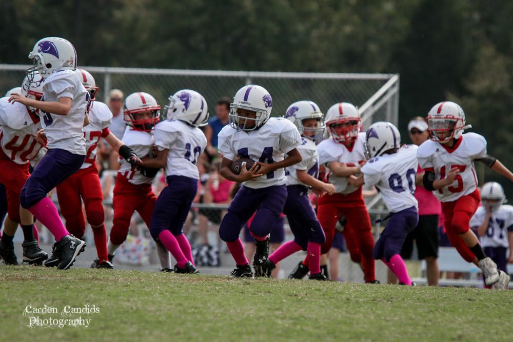Cougars JV vs Bulldogs JV 10-6-040
