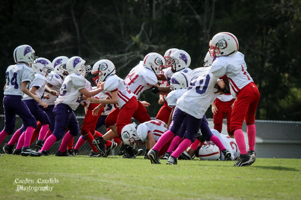 Cougars JV vs Bulldogs JV 10-6-032