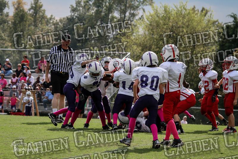 Cougars JV vs Bulldogs JV 10-6-045