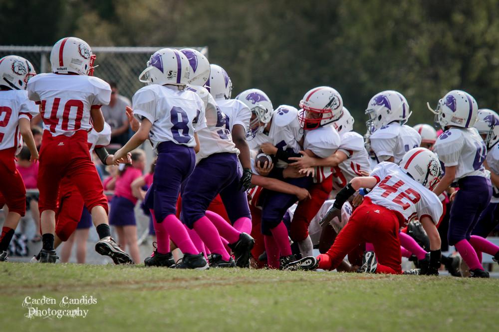 Cougars JV vs Bulldogs JV 10-6-036