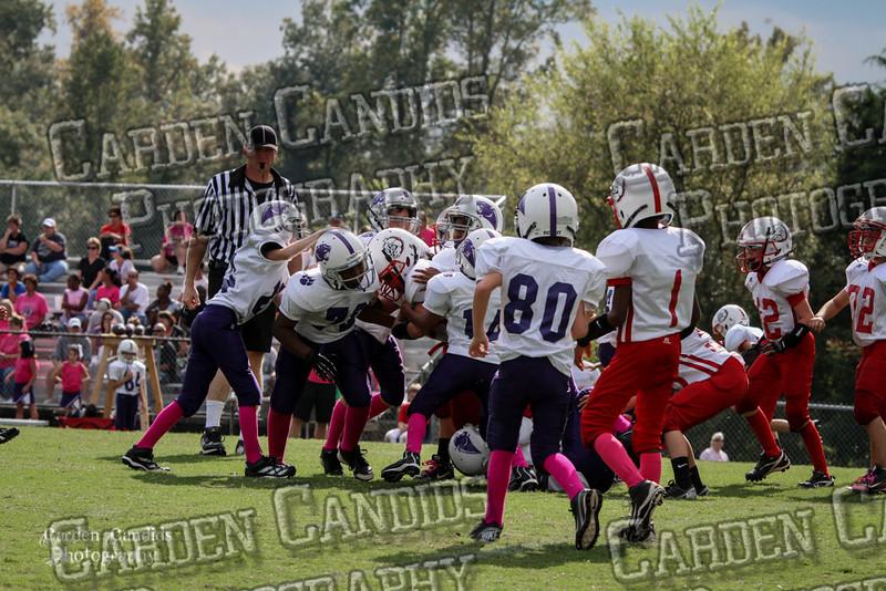 Cougars JV vs Bulldogs JV 10-6-046
