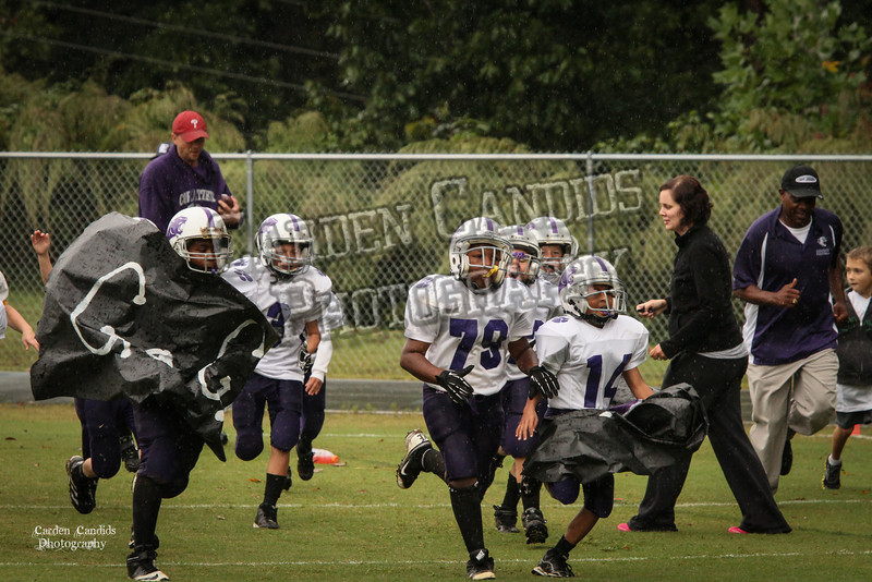 Raiders JV vs Cornatzer JV 9-29-14