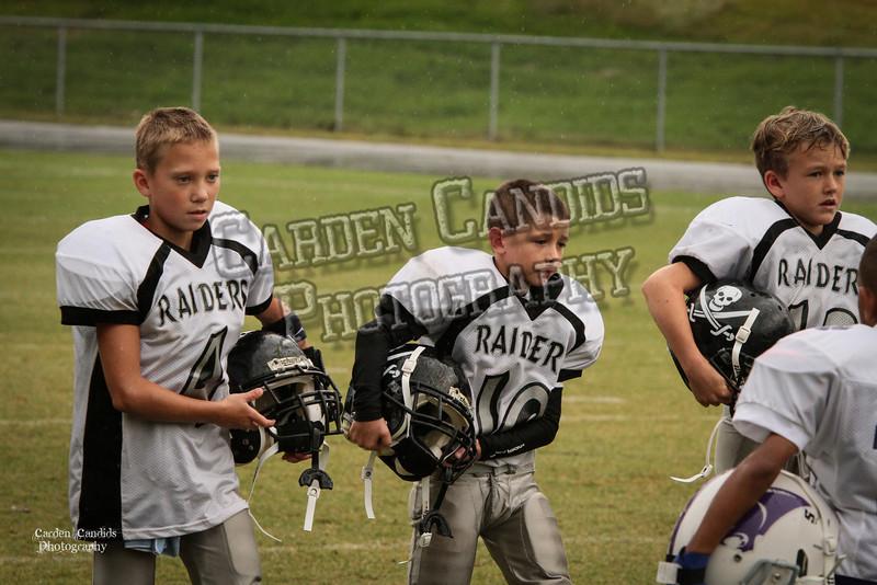 Raiders JV vs Cornatzer JV 9-29-22
