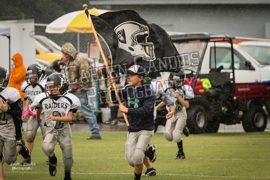 Raiders JV vs Cornatzer JV 9-29-4