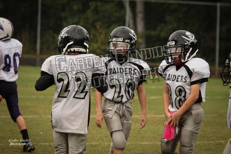 Raiders JV vs Cornatzer JV 9-29-31