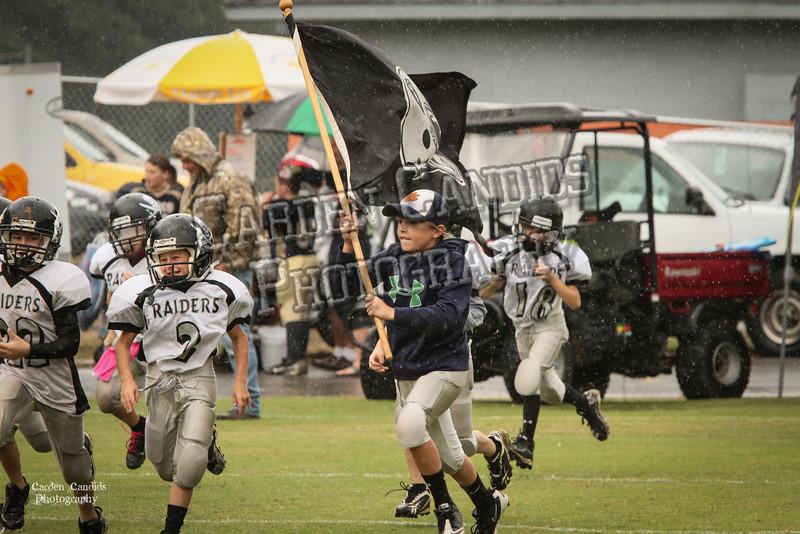 Raiders JV vs Cornatzer JV 9-29-3