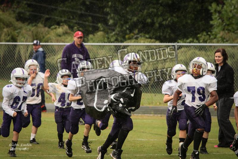 Raiders JV vs Cornatzer JV 9-29-15