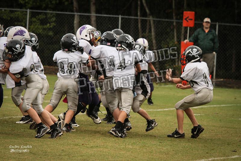 Raiders JV vs Cornatzer JV 9-29-41