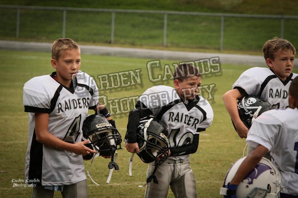 Raiders JV vs Cornatzer JV 9-29-23