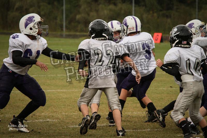 Raiders JV vs Cornatzer JV 9-29-32