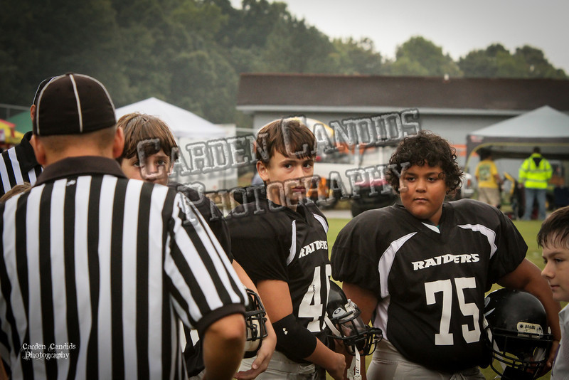 Raiders Var vs Cornatzer Var 9-29-14