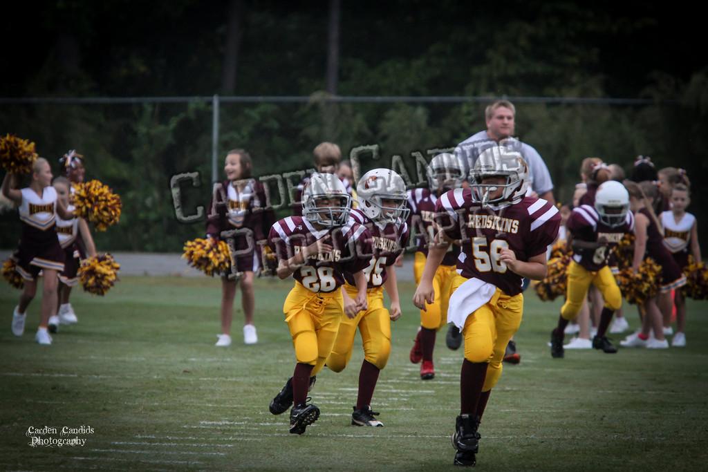 Rams JV vs Redskins JV 9-29-15
