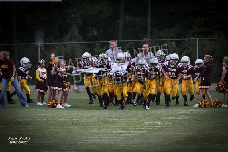 Rams JV vs Redskins JV 9-29-11
