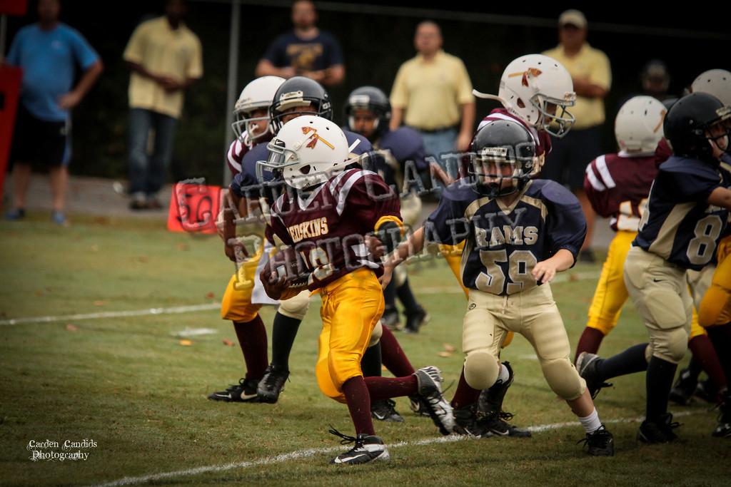 Rams JV vs Redskins JV 9-29-27