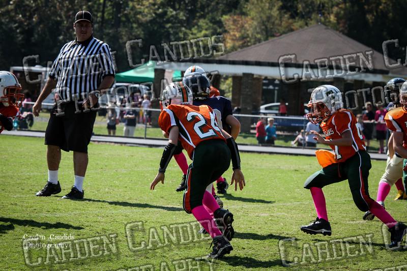 Rams JV vs Trojans JV 10-6-024