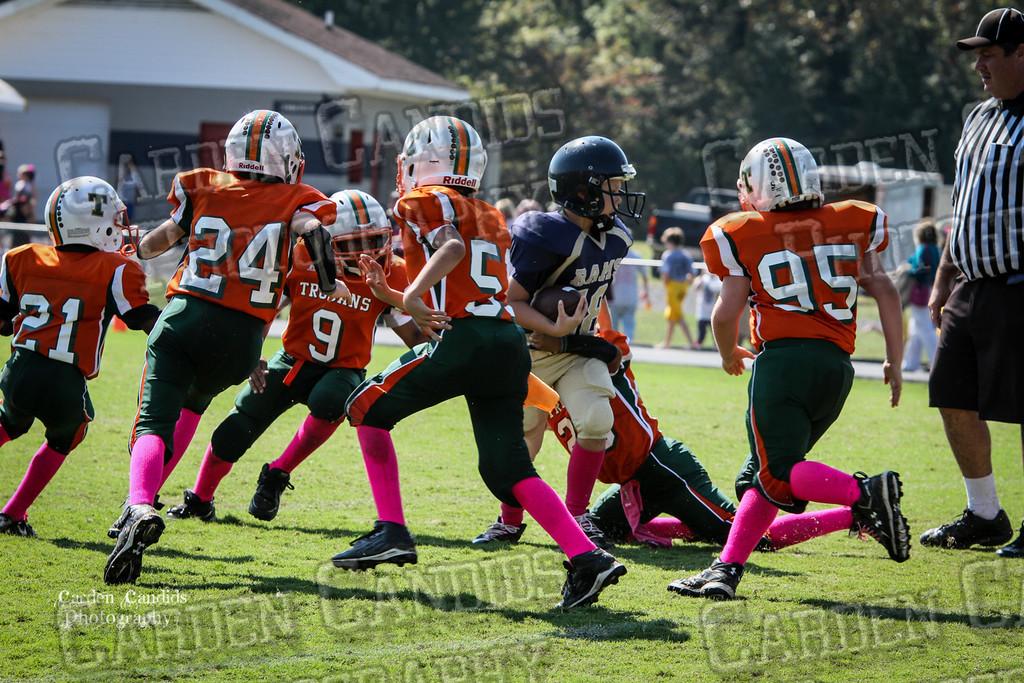 Rams JV vs Trojans JV 10-6-026