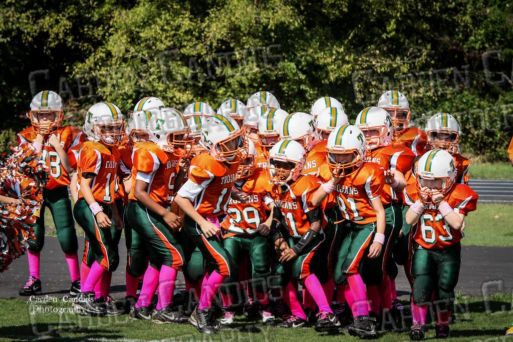 Rams JV vs Trojans JV 10-6-010