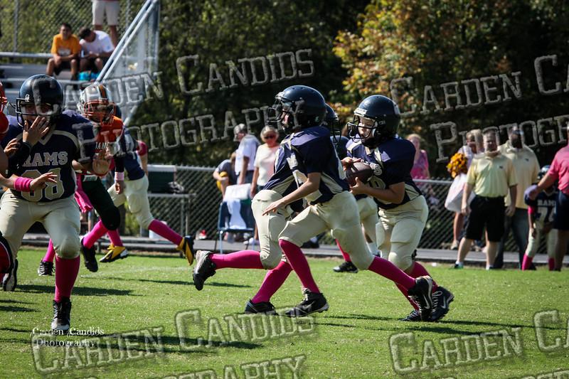 Rams JV vs Trojans JV 10-6-020