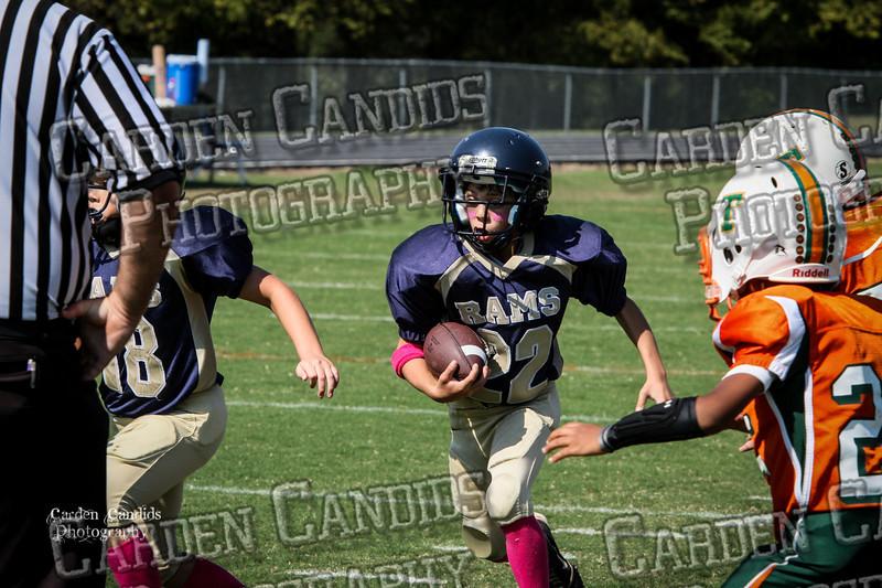 Rams JV vs Trojans JV 10-6-040