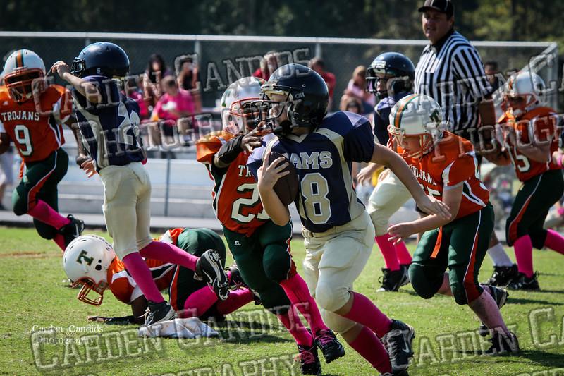 Rams JV vs Trojans JV 10-6-022