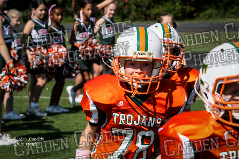 Rams JV vs Trojans JV 10-6-016