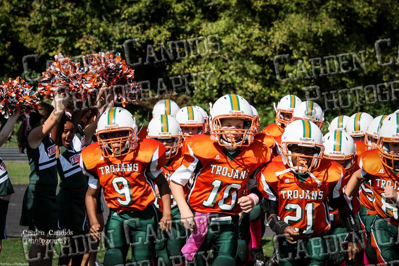 Rams JV vs Trojans JV 10-6-013