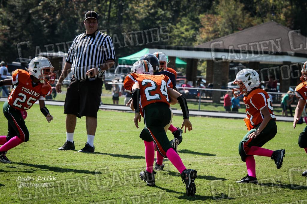 Rams JV vs Trojans JV 10-6-025