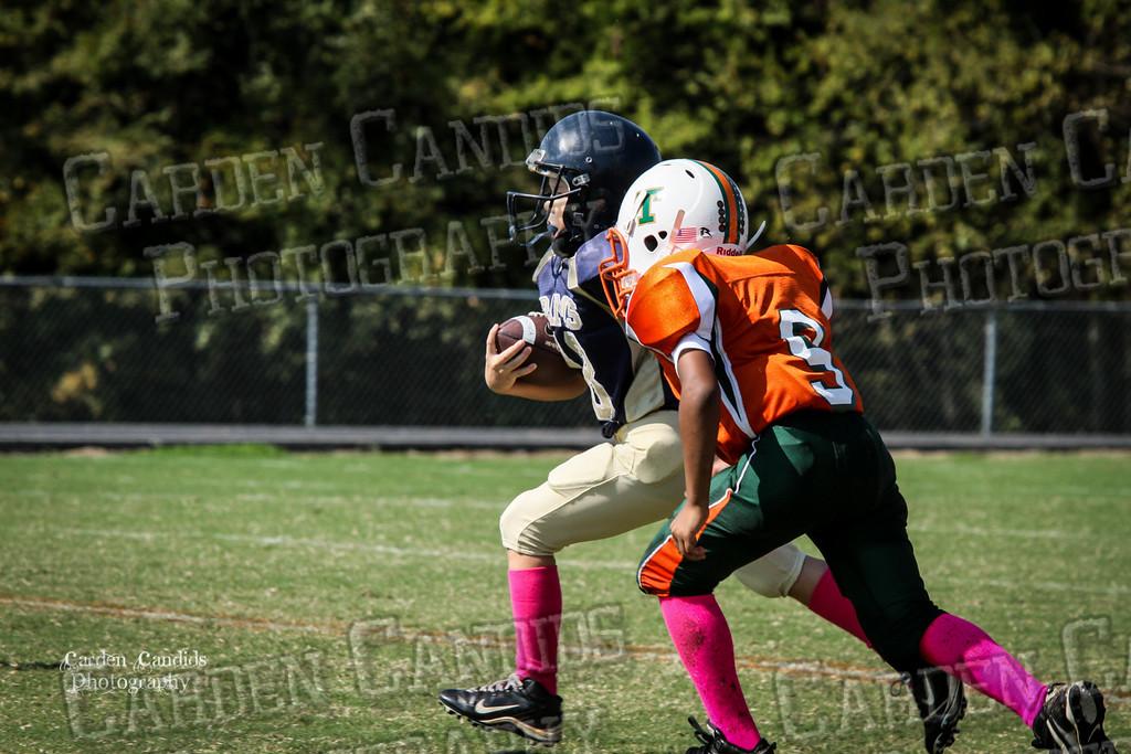 Rams JV vs Trojans JV 10-6-030