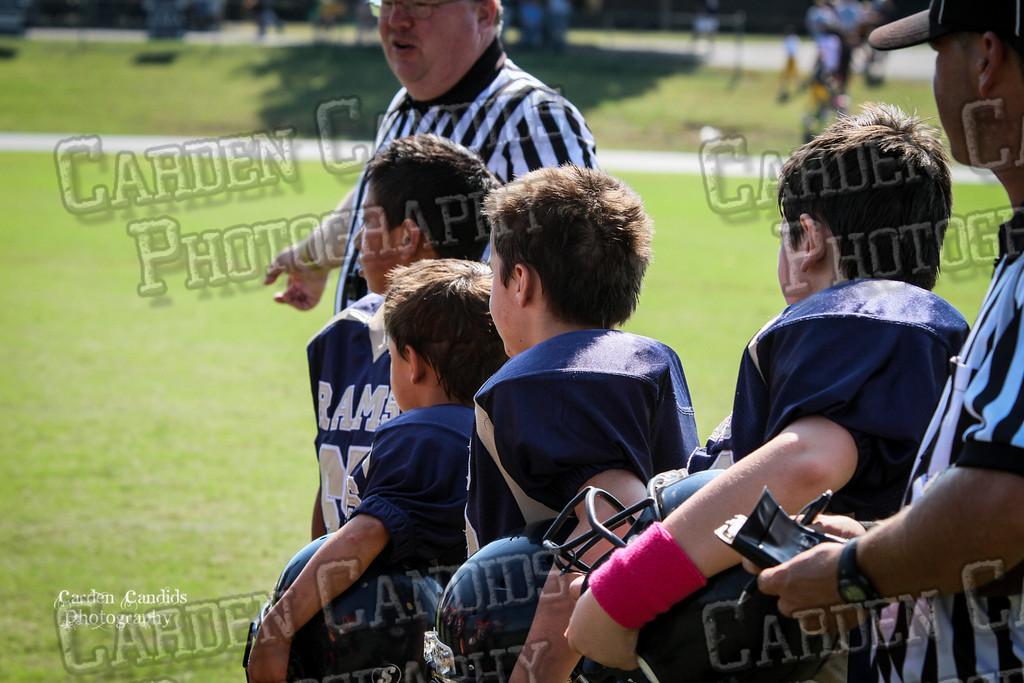 Rams JV vs Trojans JV 10-6-004