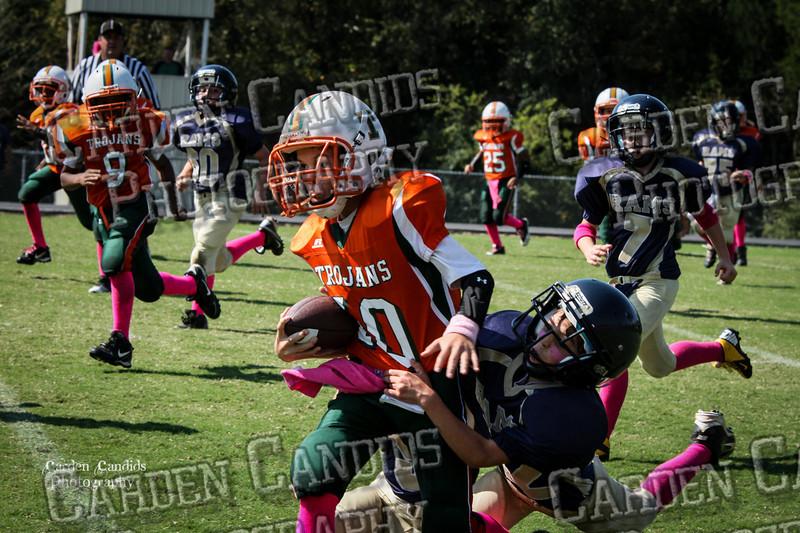 Rams JV vs Trojans JV 10-6-045