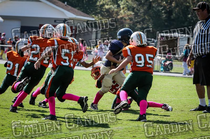 Rams JV vs Trojans JV 10-6-027