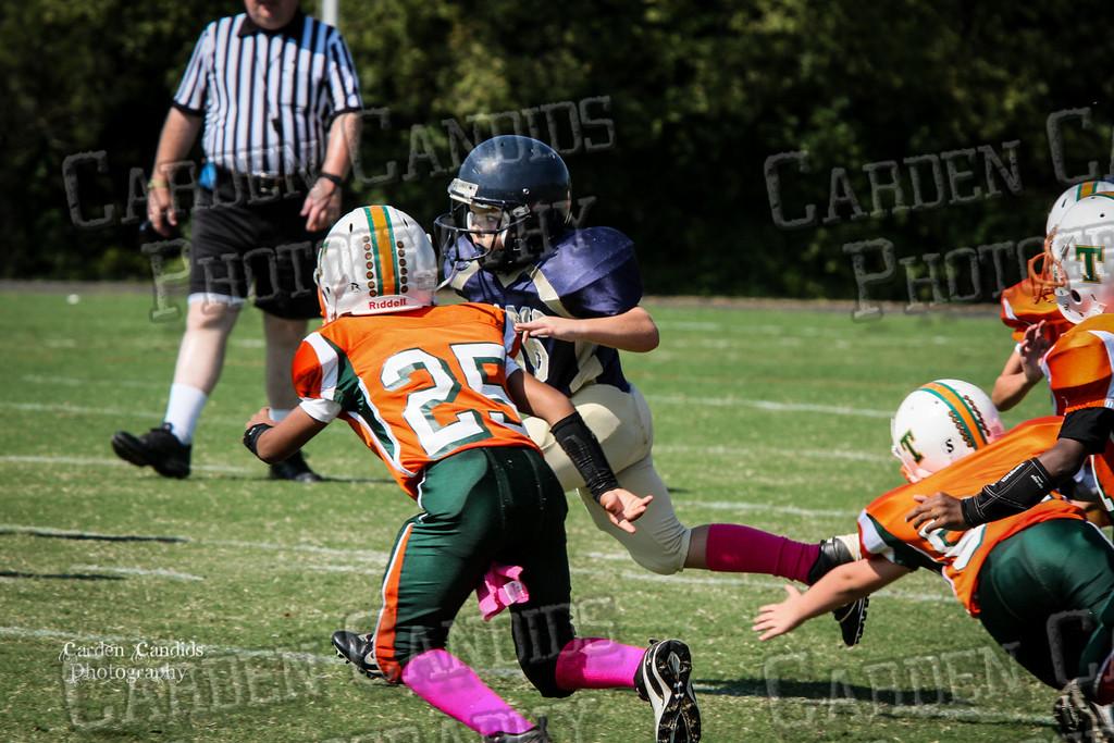 Rams JV vs Trojans JV 10-6-028