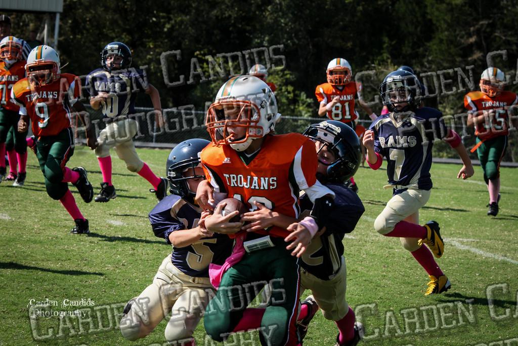 Rams JV vs Trojans JV 10-6-044