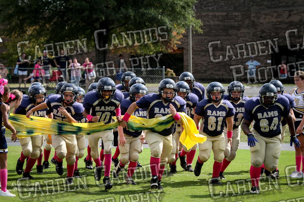 Rams Var vs Trojans Var 10-6-014