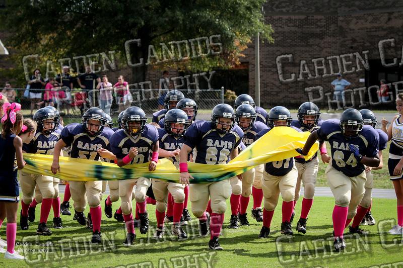 Rams Var vs Trojans Var 10-6-013