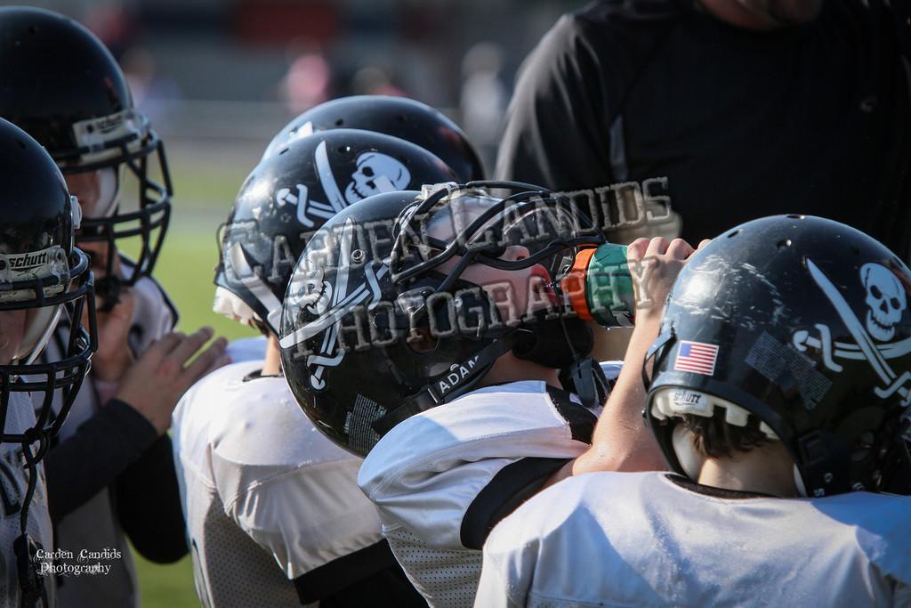 Redskins JV vs Raiders JV 10-6-042