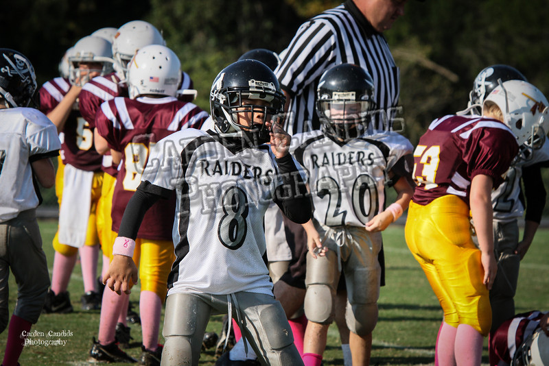 Redskins JV vs Raiders JV 10-6-020