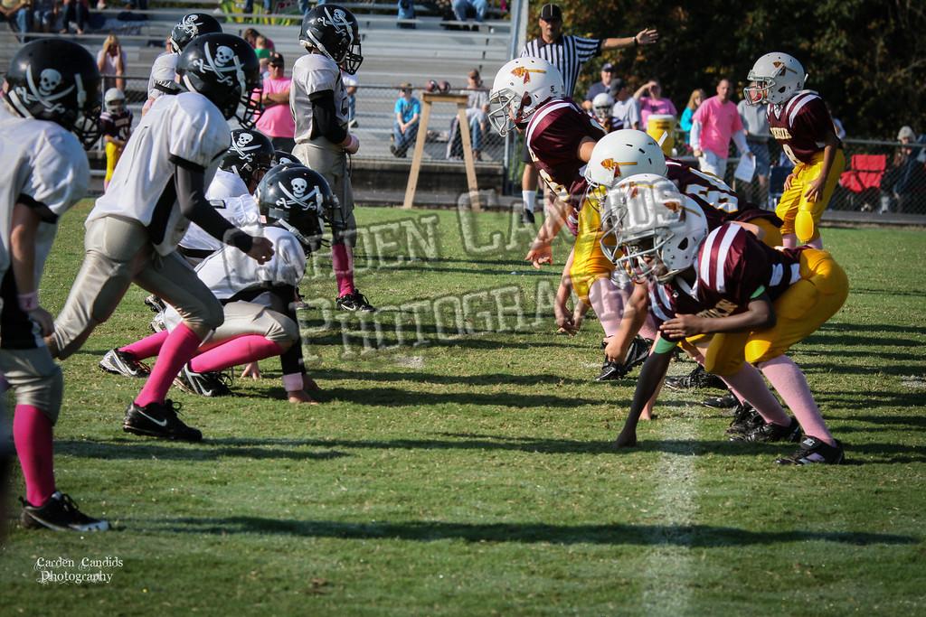 Redskins JV vs Raiders JV 10-6-021