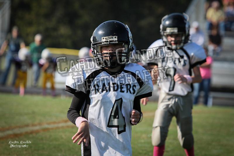 Redskins JV vs Raiders JV 10-6-030