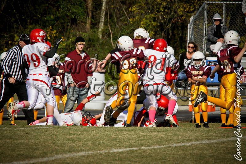 Shady-Cooleemee Varsity Playoffs -46