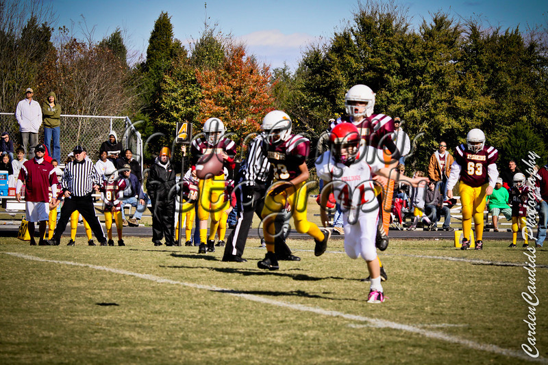 Shady-Cooleemee Varsity Playoffs -37