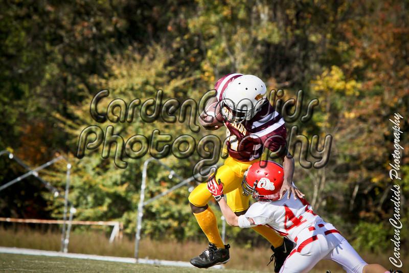 Shady-Cooleemee Varsity Playoffs -42