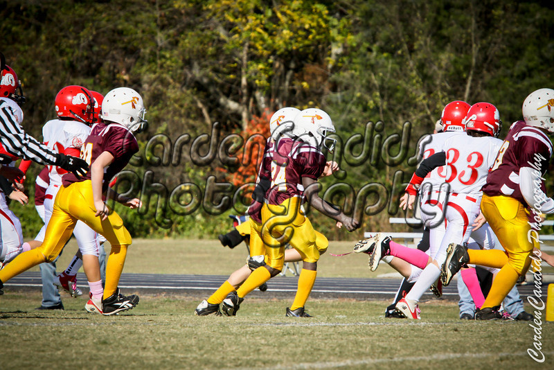 Shady-Cooleemee Varsity Playoffs -44