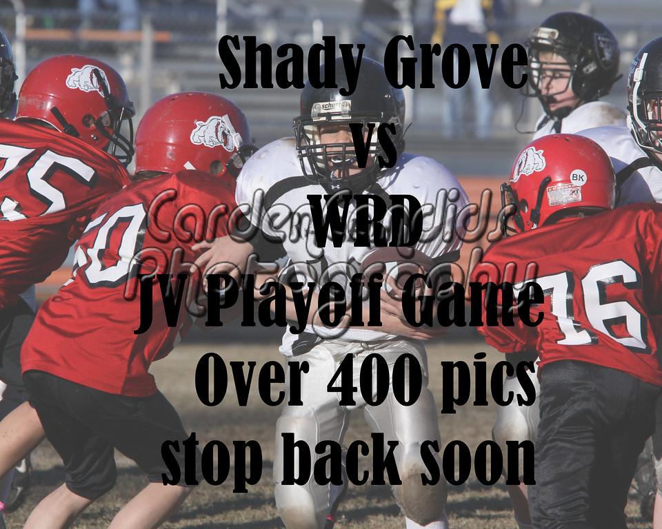 Shady -WRD JV Playoff Game