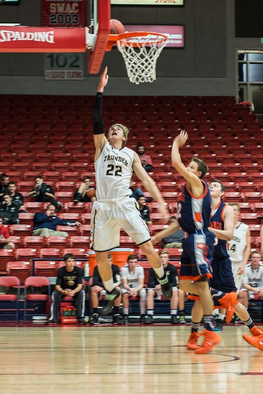 DH Thunder Basketball